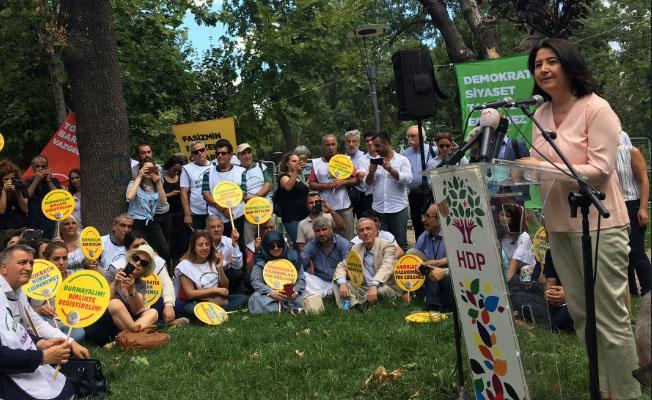 Kemalbay: Zulümle abad olunmayacağını sen de göreceksin Erdoğan