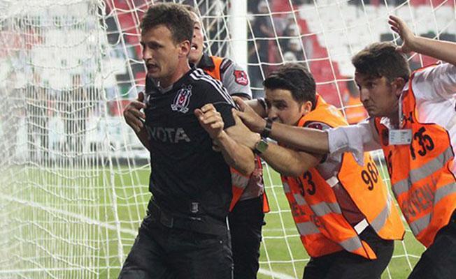 Beşiktaş'tan, Konyaspor'a suç duyurusu
