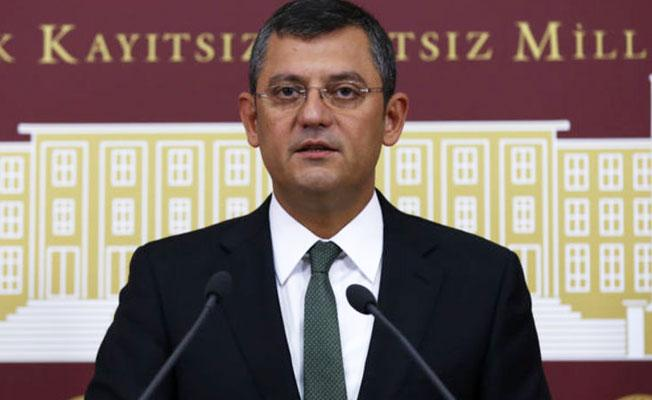 CHP'li Özel'den Başbakan'a Ayhan Oğan çağrısı: Madem rahatsızsın, ihraç et