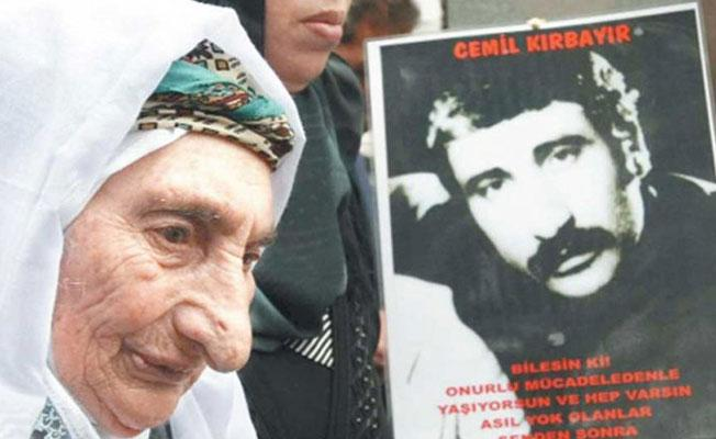 CHP'li Tanrıkulu, Başbakan'a Cemil Kırbayır davasını sordu