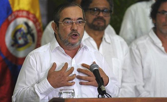 Eski FARC lideri Timoşenko: Yeni siyasi parti unutulmuşların sesi olacak