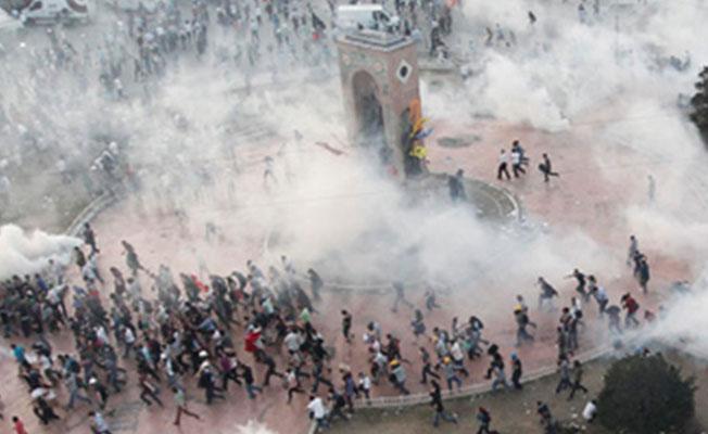 Gezi'deki polis şiddeti artık 'faili meçhul'