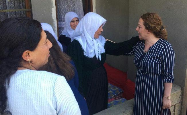 HDP heyeti işkenceye uğrayan köylülerle görüştü: Hortumla dövülenler, şiş saplananlar, tacize uğrayan kadınlar