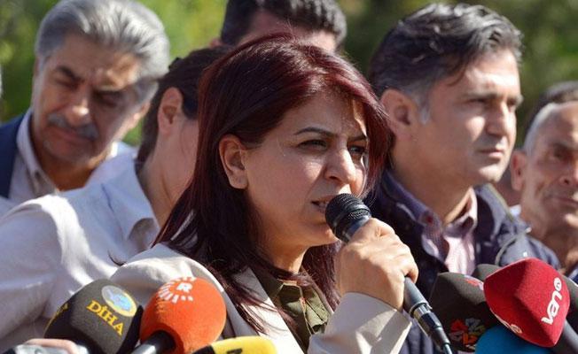 HDP Milletvekili Sibel Yiğitalp hakkında fezleke