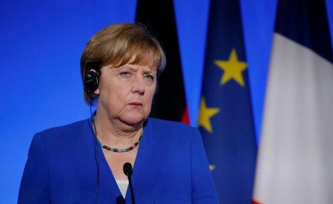 Merkel: Türkiye'nin AB'ye üyeliğinin hiçbir zaman taraftarı olmadım