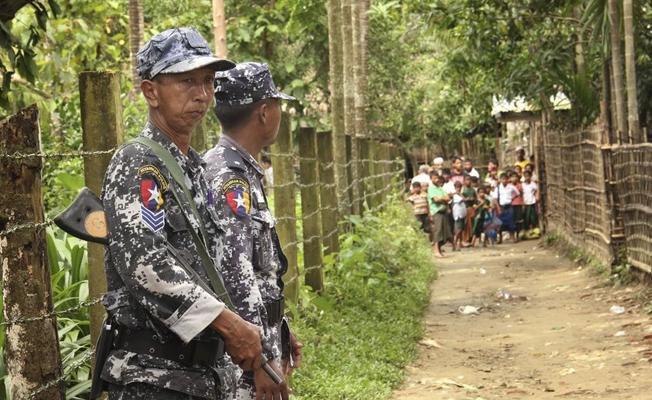 İngiltere, Arakan için BM'yi acil toplantıya çağırdı