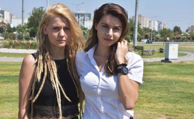 Kadınları darp eden polisin eşinden karşı dava