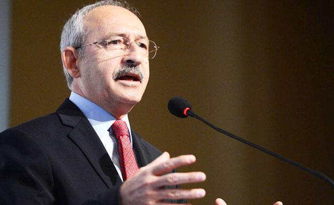 Kılıçdaroğlu: AKP hedeflerini ilkelerini kaybetmiş, devletin partisi artık