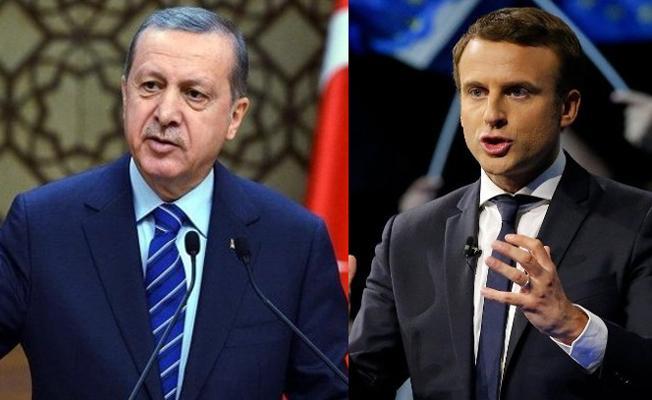 Macron: Dünya lideri olmak havalı bir şey değil, Erdoğan'la 10 günde bir konuşmak zorundayım