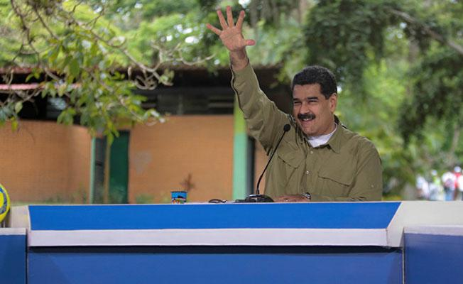 Maduro: Saldırının arkasında ABD ve Kolombiya var