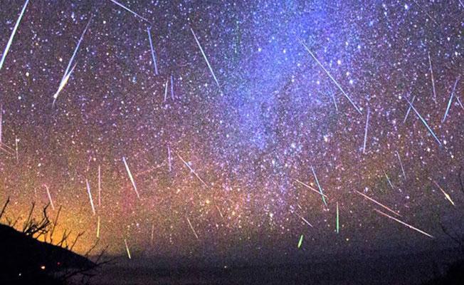 Meteor yağmuru bu akşam: 40-50 göktaşı gözlemlenebilecek
