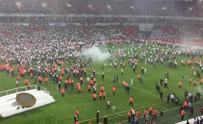 Süper Kupa finalinin cezaları açıklandı