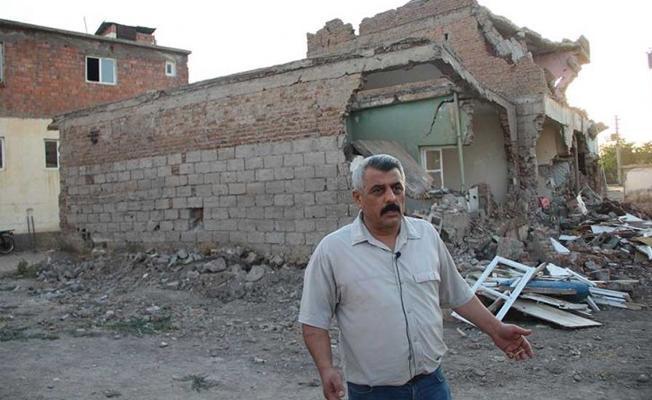 Sur'da yıkım devam ediyor: Biz evini yıkalım, sen mahkemeye gidersin