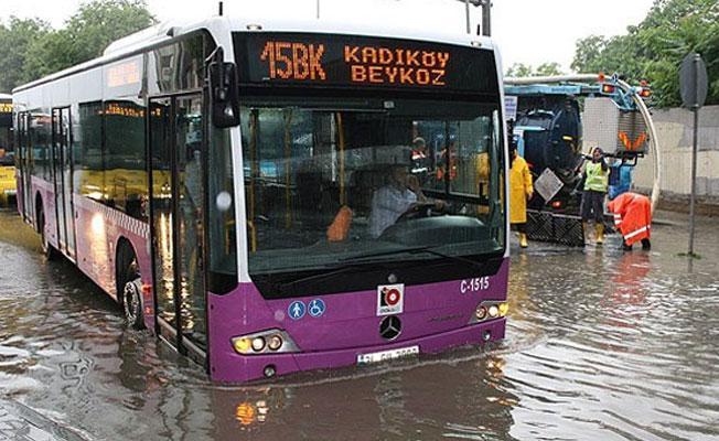 Topbaş'tan İstanbul'a yağış uyarısı: Teyakkuzda olun