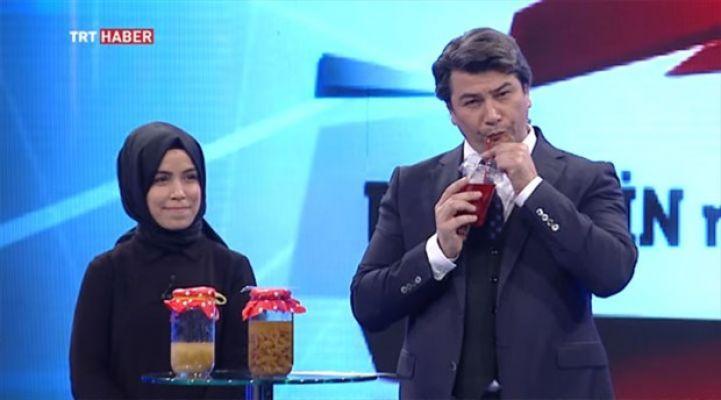 TRT'nin 'Bir FİKRİN mi VAR?' yarışmasında 'organik hoşaf' finale kaldı