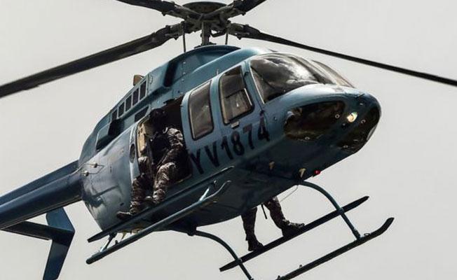 Venezuela ordusu kaçan 'isyancıları' arıyor