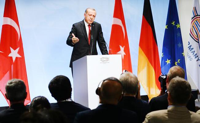Alman basını: Erdoğan ülkesinin dış politikada izole olduğunun farkında mı?