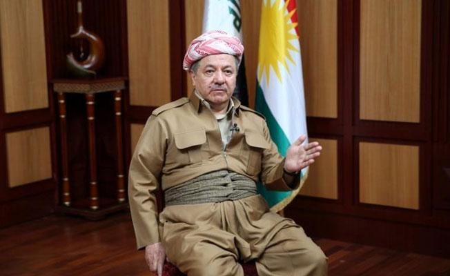Barzani: 'Hayır' çıkarsa istifa ederim