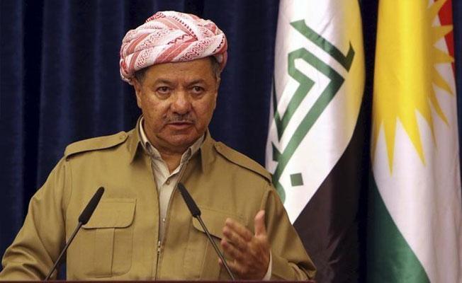 Barzani: Komşu ülkelerle dostane ilişkiler içerisinde kalmayı istiyoruz