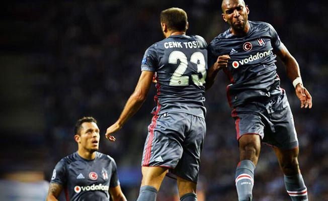 Beşiktaş'tan tarihi galibiyet