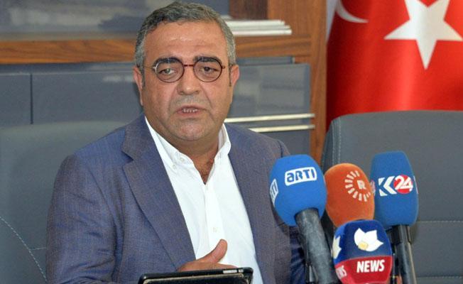 CHP Milletvekili Sezgin Tanrıkulu: Beni hedef gösteriyorlar