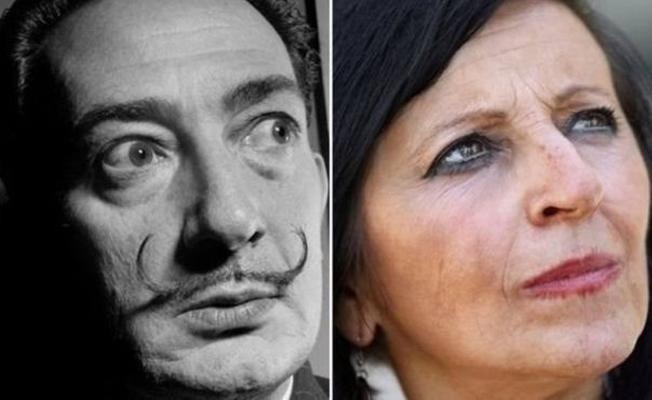 Dali'nin mezarını açtıran kadının ünlü ressamın kızı olmadığı tespit edildi