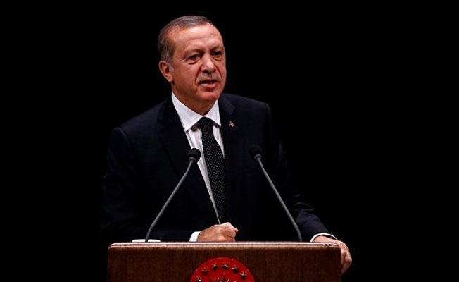 Erdoğan: ABD'den çok pis kokular geliyor