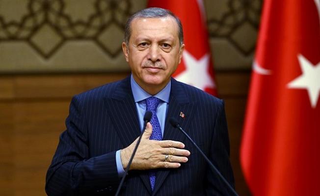Erdoğan ABD'de konuşurken protesto edildi!