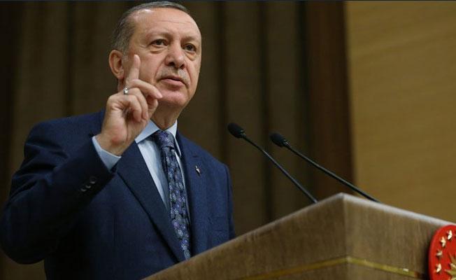 Erdoğan: En parlak beyinlerimizi Batı'ya kaptırıyoruz