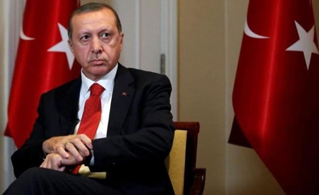 Erdoğan, Ruhani ile referandumu görüştü