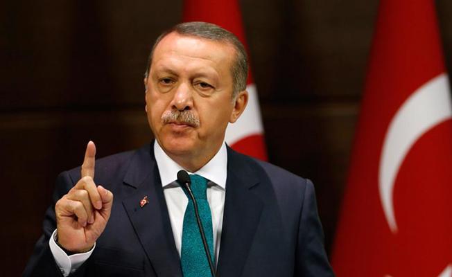 Erdoğan'dan IKBY'ye: Vana bizde petrolü nereye akıtacaksınız