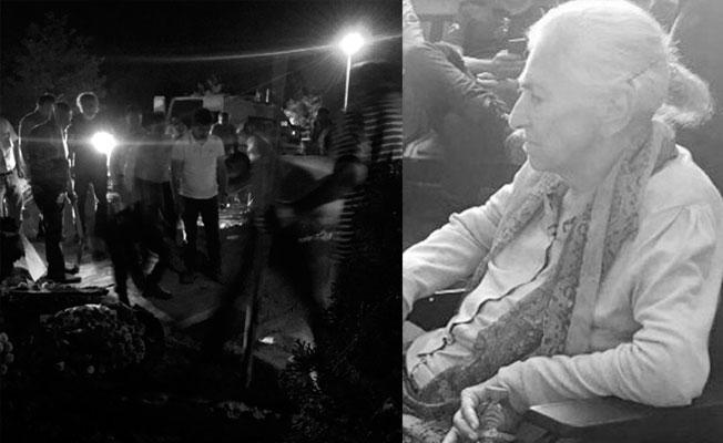 Hatun Tuğluk'un cenazesine saldıran 3 kişi tutuklandı