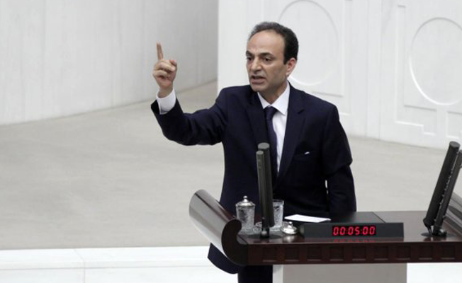 HDP'li Baydemir ilk içtüzükmağduru olabilir