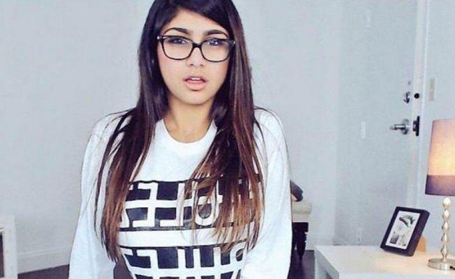 IŞİD porno oyuncusu Mia Khalifa'yı tehdit etmiş