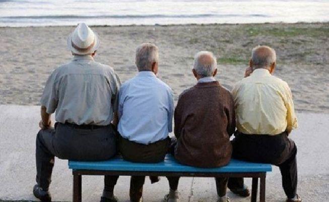 Emekli maaşı alanların yüzde 80'i erkek