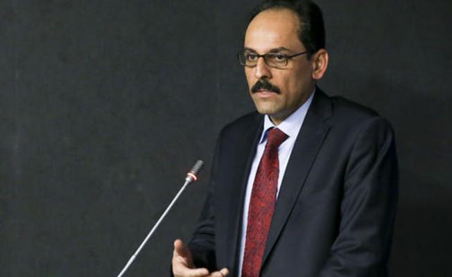 Cumhurbaşkanlığı Sözcüsü: PYD'ye Astana gibi platformda yer verilmesini kabul etmeyiz