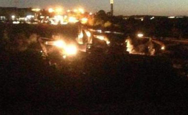 ODTÜ'de gece baskınıyla ağaç katliamı başladı
