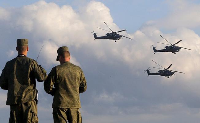 Rusya'dan DSG'ye: Vururuz