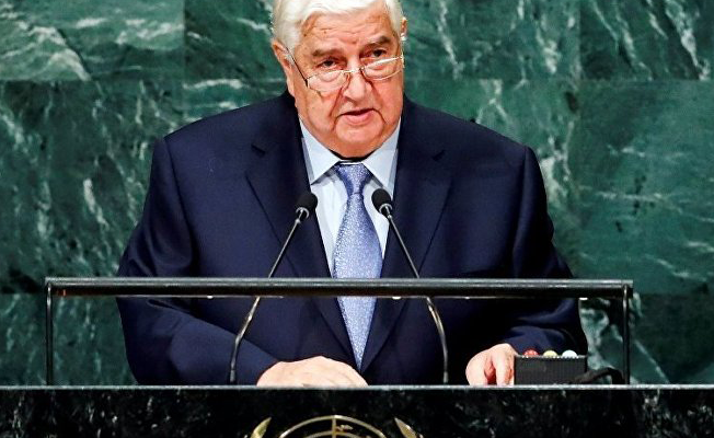 Suriye: Toprak bütünlüğümüzün ihlali durumunda karşılık verme hakkımız saklıdır