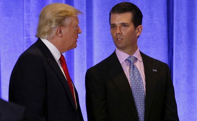Trump'ın oğlu ABD Senatosu'nda ifade verecek