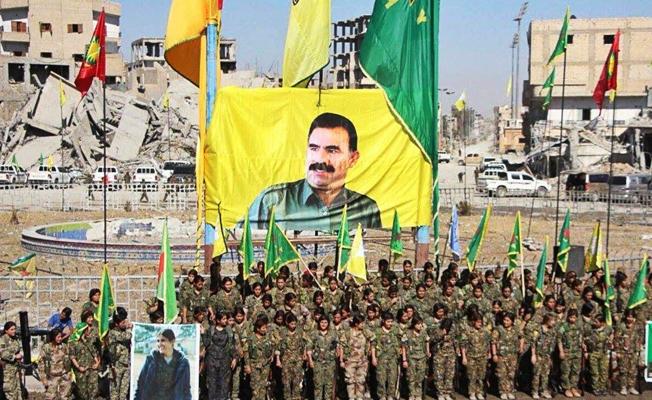ABD'den Rakka'da 'Öcalan posteri' açıklaması