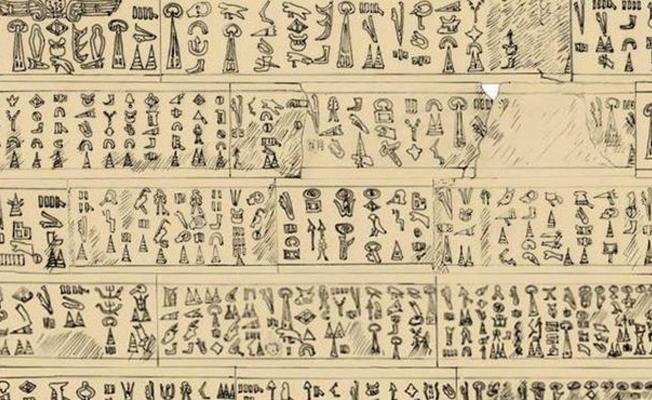 Afyon'da bulunan yazıt 3 bin 200 yıllık sırrı çözdü
