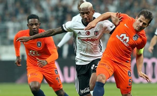 Vodafone Park'ta son dakika golleriyle puanlar paylaşıldı