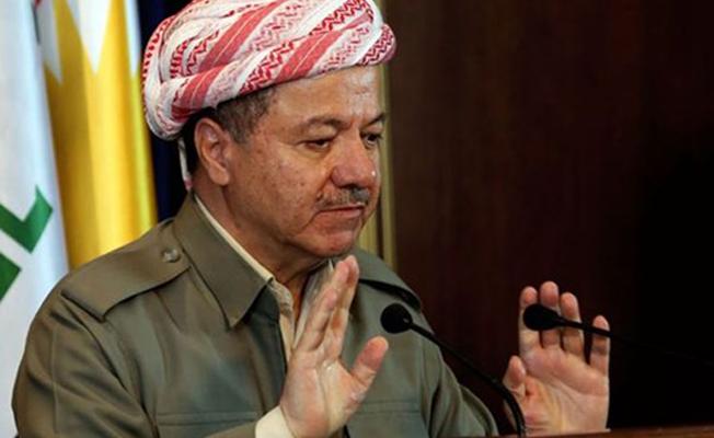 'Barzani 1 Kasım'da yetkilerini devredecek'