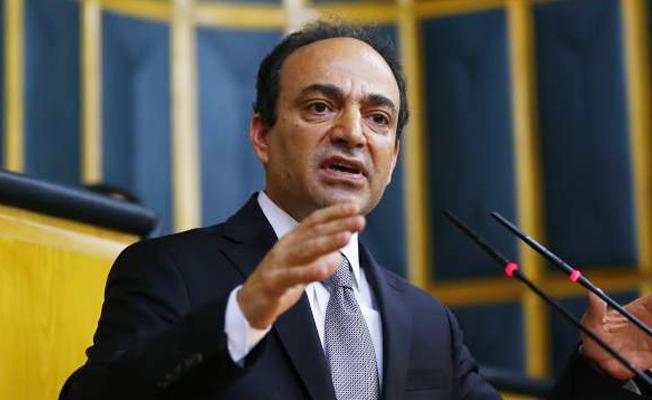 Meclis'te 'Ben Kürdistan vekiliyim' diyen Baydemir'e ceza