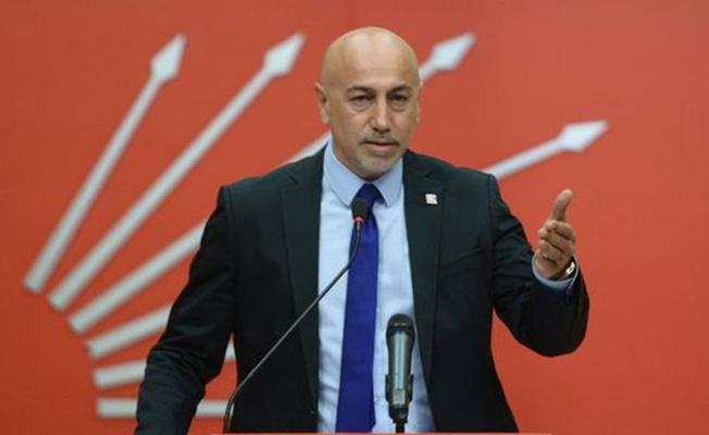 CHP'li Aksünger: Demirtaş'sız çözüm tartışmaları bir yere varmaz