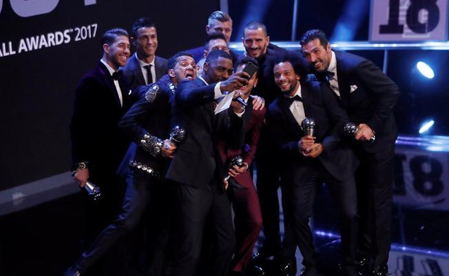 FIFA 'yılın futbolcusu' belli oldu