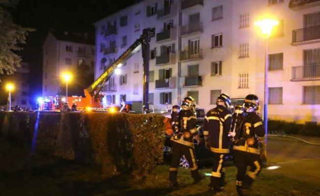 Fransa'da yangın: 4'ü Türkiye vatandaşı 5 kişi hayatını kaybetti