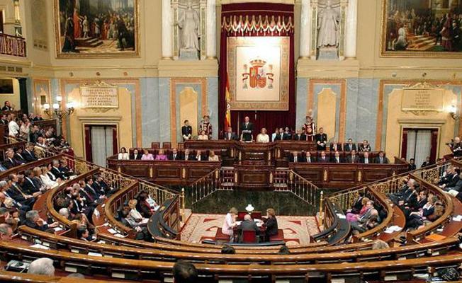 İspanya'da Senato Katalonya için toplandı