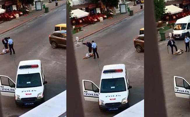 'Kadına polis şiddeti' haberine yayın yasağı